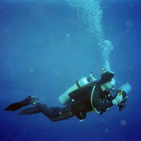 diving instruction and lessons