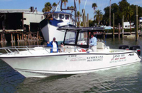 Florida scuba charters and pleasure tours